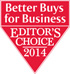Better Buys for Business Editors Choice 2014