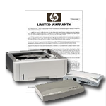 HP Printer Accessories & Warranties