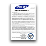 Samsung Printer Warranties