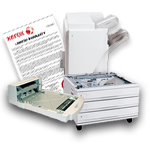 Xerox Printer Accessories & Warranties