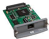 HP Fast Ethernet EIO RJ45 Internal Print Server