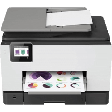 HP OfficeJet Pro 9013 Colour Multifunction Laser Printer