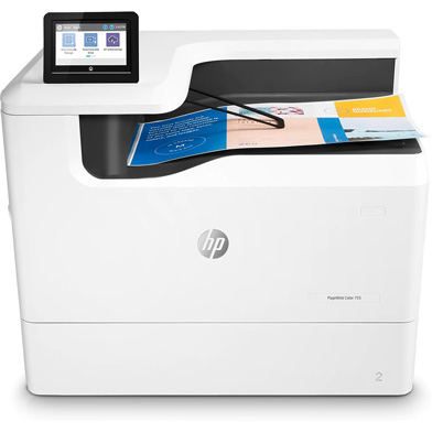 HP PageWide Colour 755dn