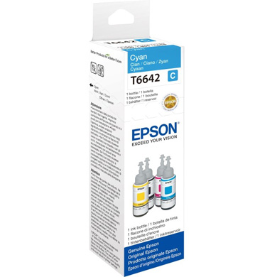 Epson Cyan Ink Bottle (70ml)