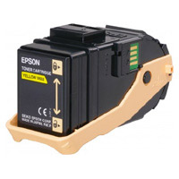 Epson Yellow Toner Cartridge (7,500 pages)