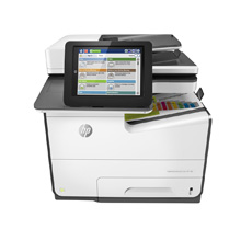 HP PageWide Enterprise MFP 586dn
