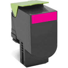 Lexmark 708HM Magenta High Cap RP Toner Cartridge (3,000 pages)