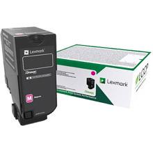 Lexmark  Magenta Return Programme Toner Cartridge (10,000 pages)