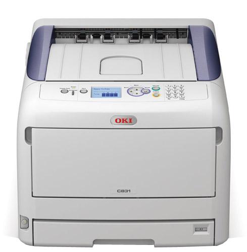 OKI C831 Series