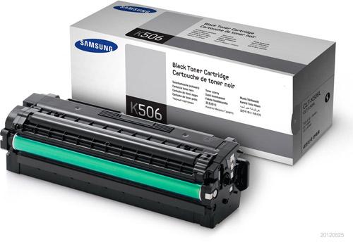 Samsung CLT-K506L High Yield Black Toner Cartridge (6000 PAGES)