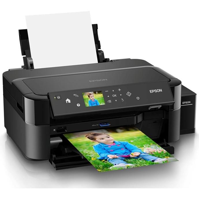 Epson L810 A4 Inkjet Printer