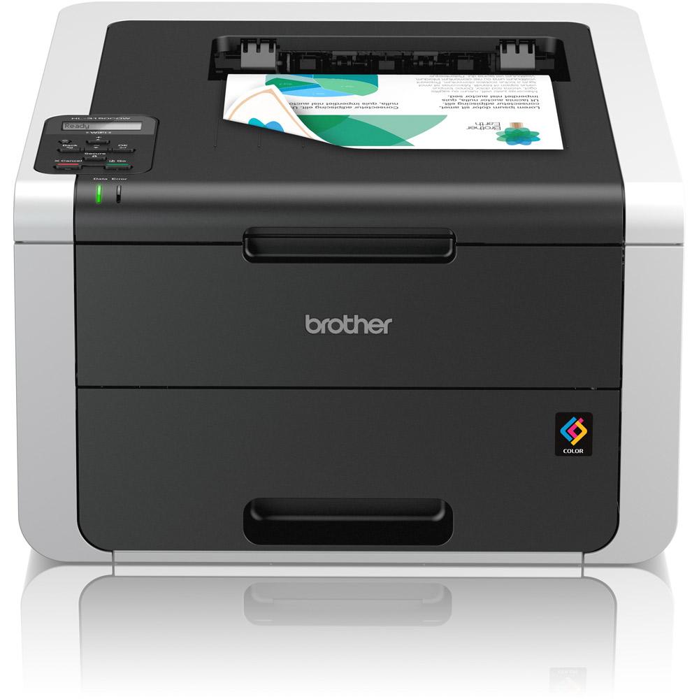 Brother Hl 3150cdn A4 Colour Laser Printer