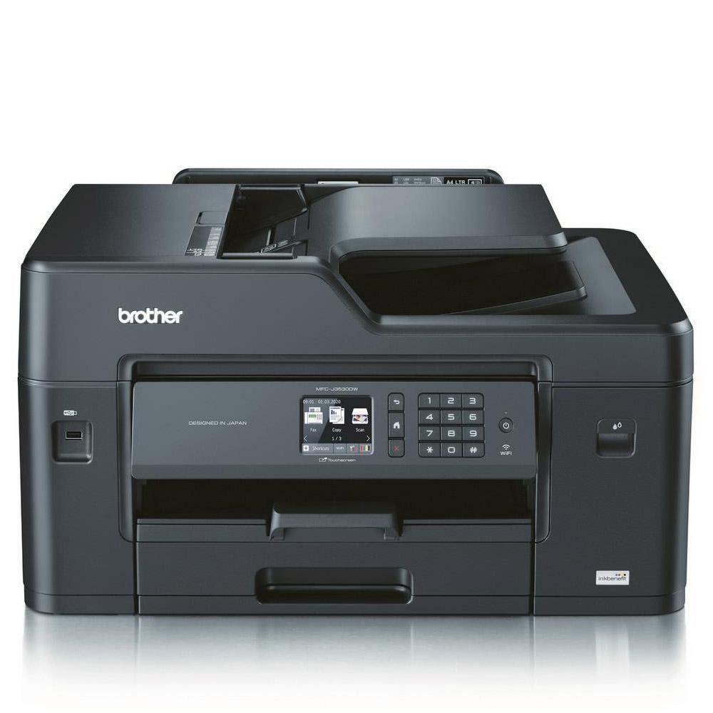 Brother Mfc J3530 A3 Colour Multifunction Inkjet Printer