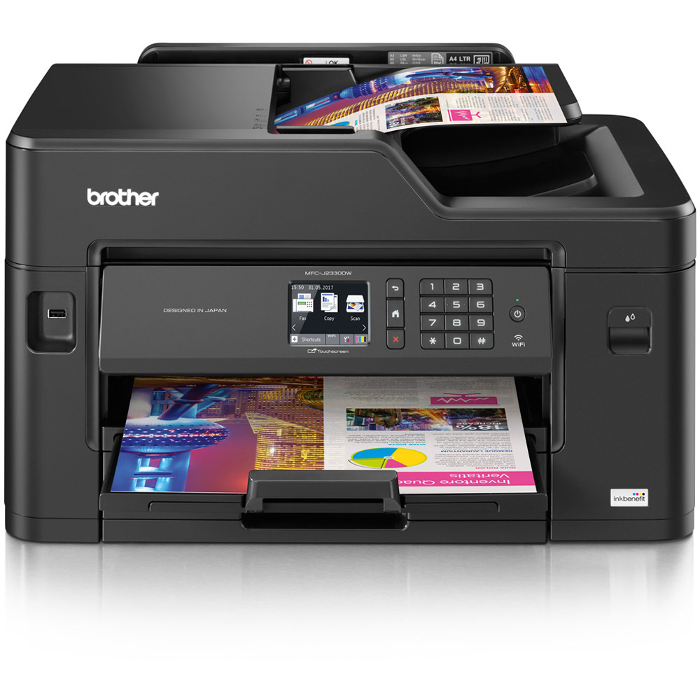 Brother MFC-J2330DW A3 Colour Multifunction Inkjet Printer