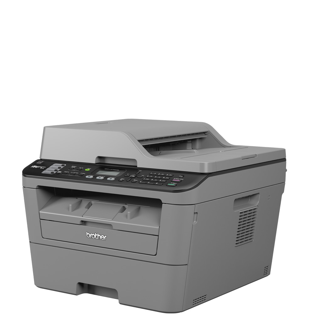 Brother Mfc L2700dw A4 Mono Multifunction Laser Printer