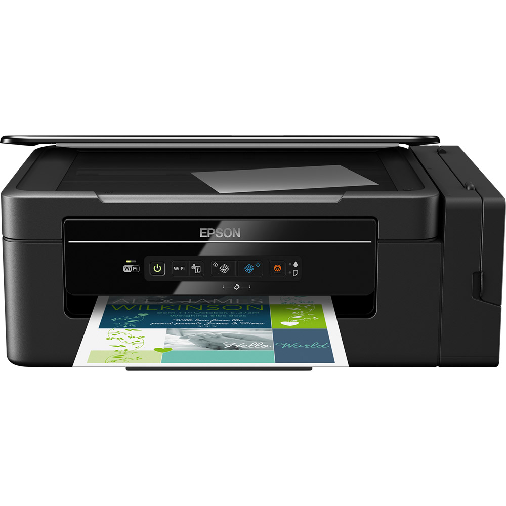 Epson EcoTank ITS L3050 A4 Colour Multifunction Inkjet Printer