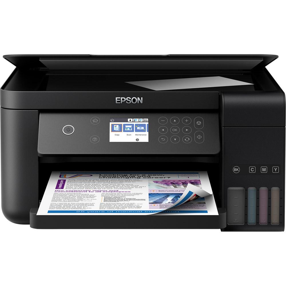 Epson EcoTank ITS L6160 A4 Colour Multifunction Inkjet Printer
