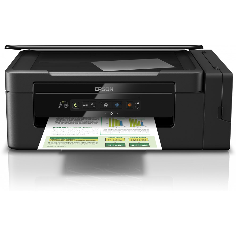 Epson EcoTank ITS L3060 A4 Colour Multifunction Inkjet Printer