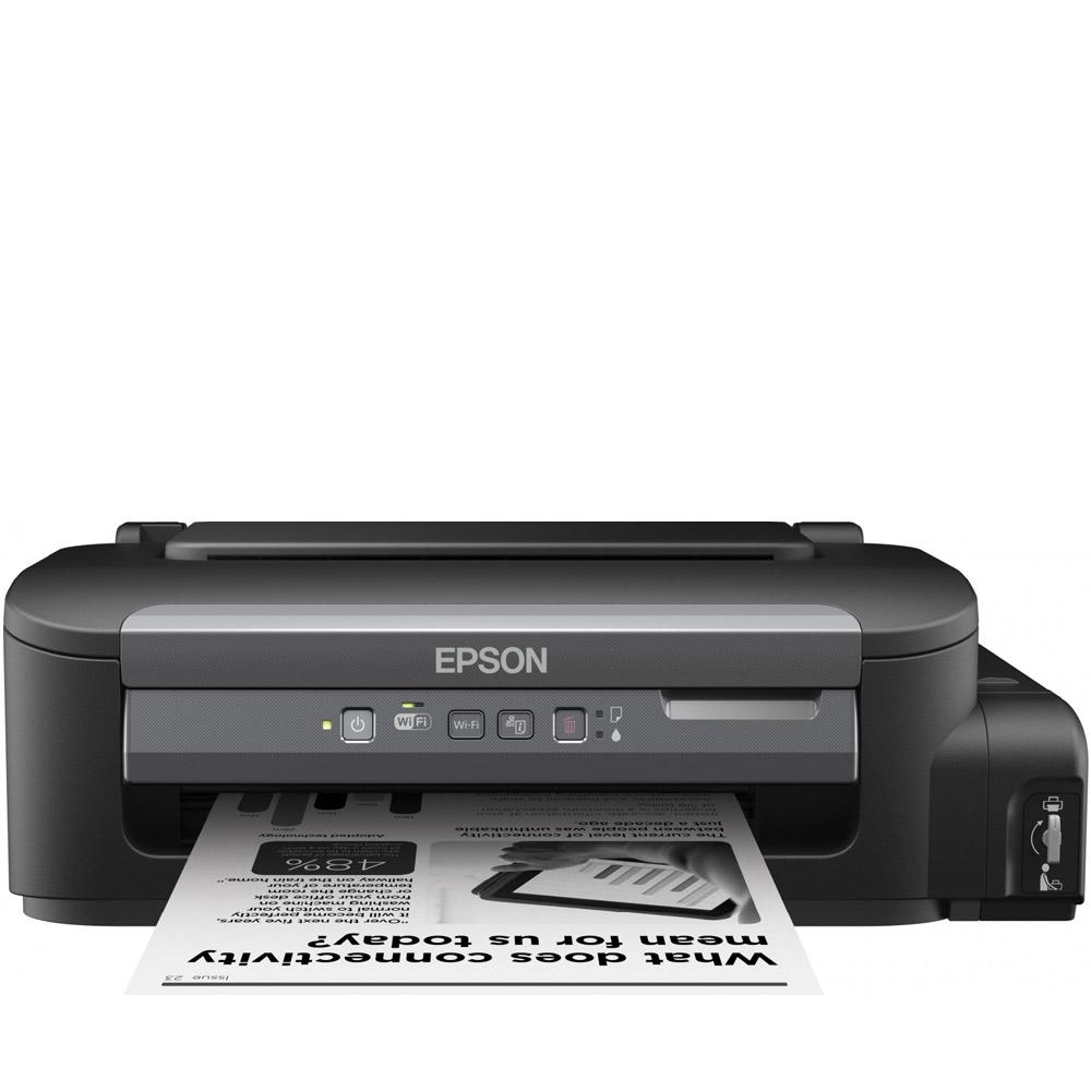 Epson Workforce M105 A4 Mono Inkjet Printer