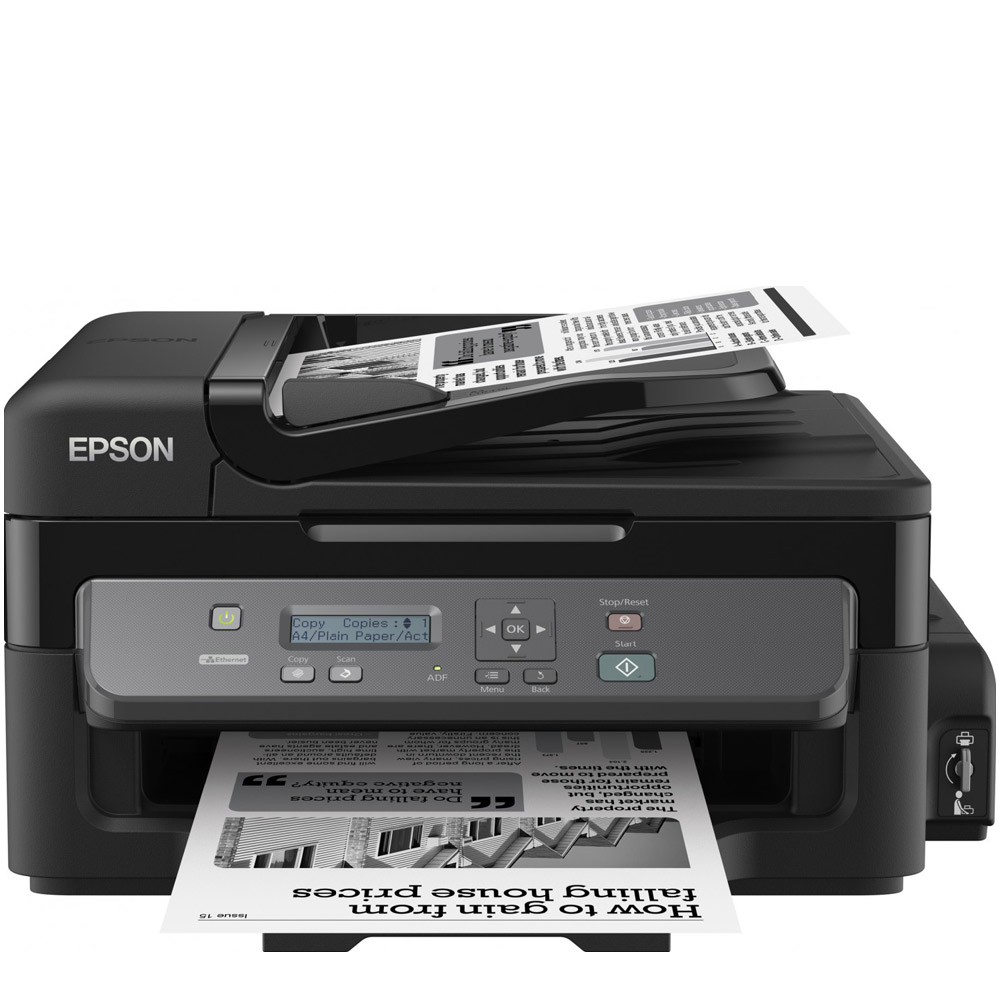 Epson Workforce M200 A4 Mono Multifunction Inkjet Printer