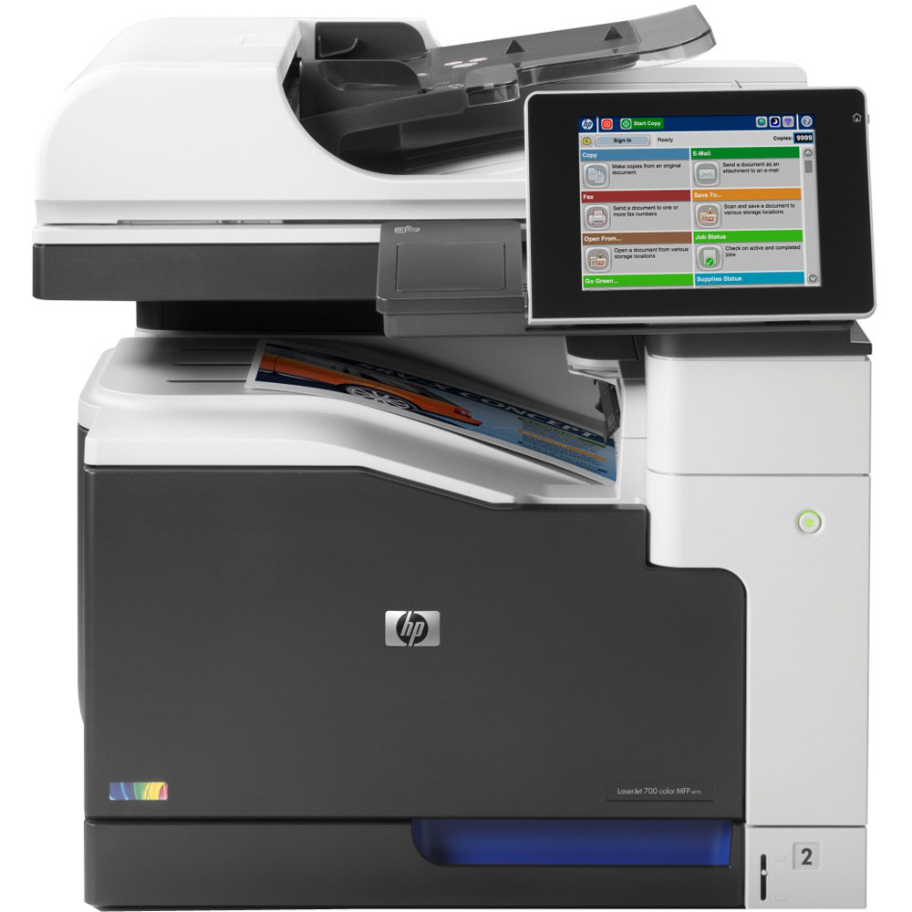 Color printers laser - Hp Laserjet Enterprise M775dn
