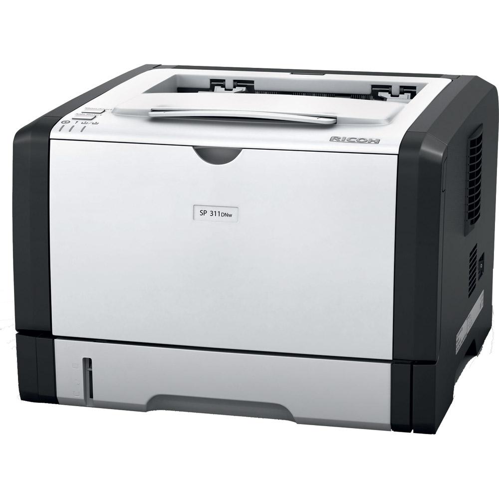 Ricoh Sp311dnw A4 Mono Laser Printer