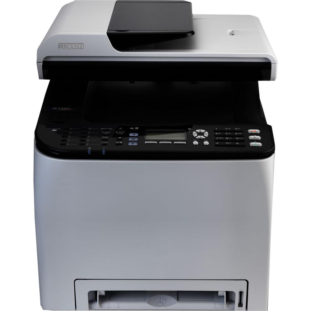 Ricoh Sp C252sf A4 Colour Multifunction Laser Printer
