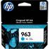 HP OfficeJet Pro 9023 HP 963 Cyan Ink Cartridge (700 Pages)
