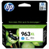 HP OfficeJet Pro 9023 HP 963XL High Capacity Cyan Ink Cartridge (1,600 Pages)