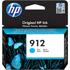HP OfficeJet Pro 8023 HP 912 Cyan Ink Cartridge (315 Pages)