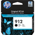 HP OfficeJet Pro 8023 HP 912 Black Ink Cartridge (300 Pages)