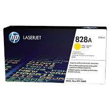 HP 828A CLJ M855/880 YELLOW IMAGING DRUM