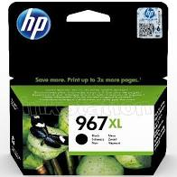 HP OfficeJet Pro 9023 HP 967XL Extra High Yield Black Original Ink Cartridge (3000 pages)
