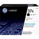 HP LaserJet Enterprise M632fht Genuine HP 37X Black High Yield Toner Cartridge (25,000 Pages)