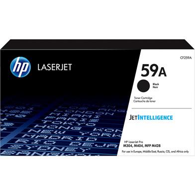 HP LaserJet Pro MFP M428fdn HP 59A Black Toner Cartridge (3,000 Pages)