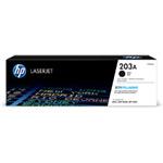 HP 203X High Yield Black Original LaserJet Toner Cartridge (3,200 Pages)