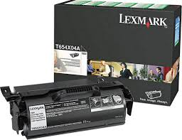 Lexmark T654 Extra High Yield Return Programme Print Cartridge for Label Applications (36 000 pages)