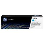 HP Color Laserjet Pro M252n 201A Cyan Toner Cartridge (1,400 pages)