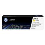 HP Color Laserjet Pro M252n 201A Yellow Toner Cartridge (1,400 pages)