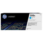 HP Color Laserjet Enterprise M552dn 508A Cyan Toner Cartridge (5,000 pages)