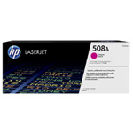 HP Color Laserjet Enterprise M552dn 508A Magenta Toner Cartridge (5,000 pages)