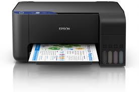 Epson EcoTank L3111 A4 Colour Multifunction Inkjet Printer