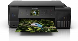Epson ITS EcoTank L7160 A4 Colour Multifunction Inkjet Printer