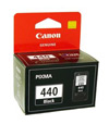 Black PG-440 Ink Cartridge (200 pages)